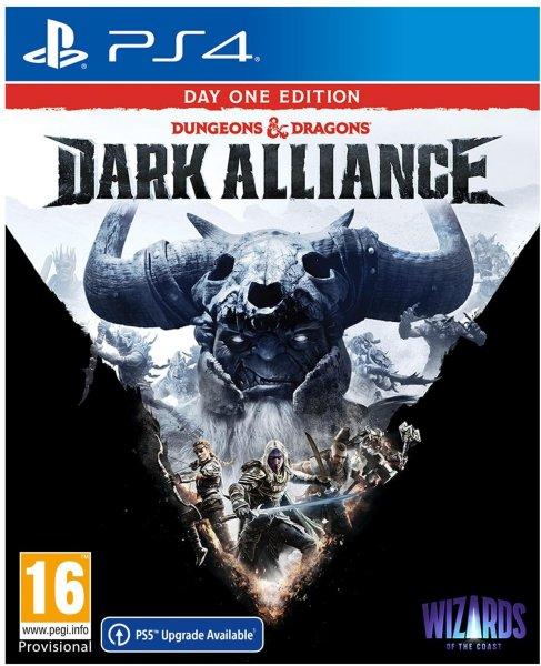 Dungeons & Dragons: Dark Alliance til Playstation 4
