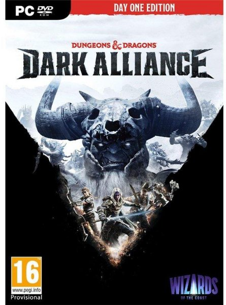 Dungeons & Dragons: Dark Alliance til PC