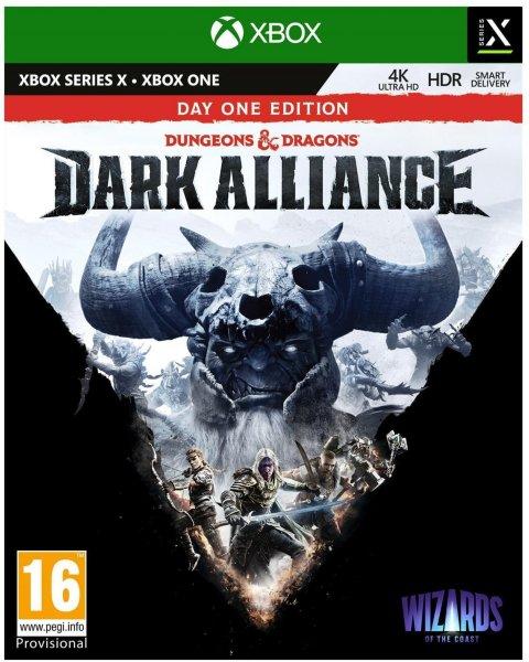 Dungeons & Dragons: Dark Alliance til Xbox Series X