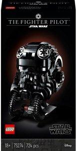 Star Wars 75274 TIE Fighter Pilot Helmet