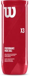 Padel X3 (24 rør)