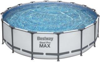 Steel Pro Max m/tilbehør (457x122 cm)