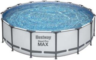 Bestway Steel Pro Max m/tilbehør (366x76 cm)