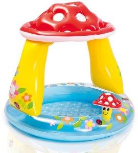 Mushroom Baby Pool 45L
