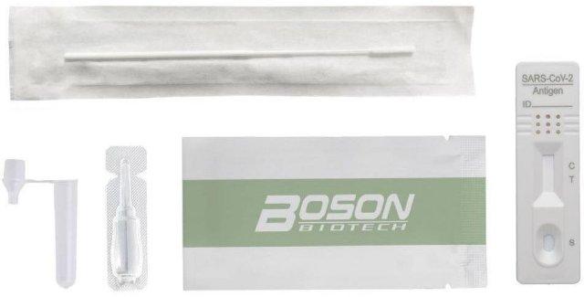 Boson Biotech Covid-19 Selvtest 10 stk