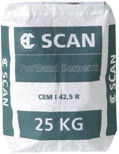standard sement 25kg