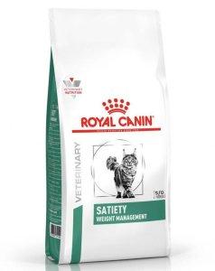 Veterinary Diets Cat Satiety, 6 kg