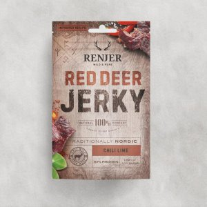 Red Deer Jerky Chili & Lime