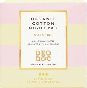 Organic Cotton Night Pad
