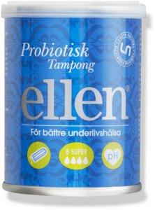 Probiotisk Tampong Super 8 stk