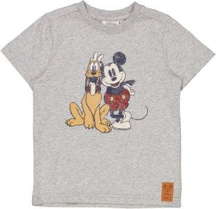 Mikke Mus & Pluto T-shirt