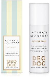 Intimate Deospray  Jasmine Pear 125ml