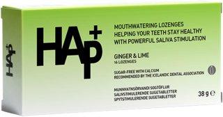 Ingefær & Lime