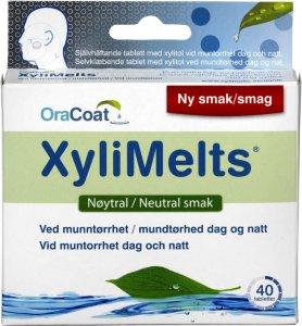Xylimelts Nøytral Klebetablett 40 stk