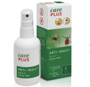 Anti-Insect Deet 50% Spray 60ml