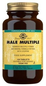 Male Multiple 120 tabletter