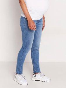 MOM superelastisk og smal jeans