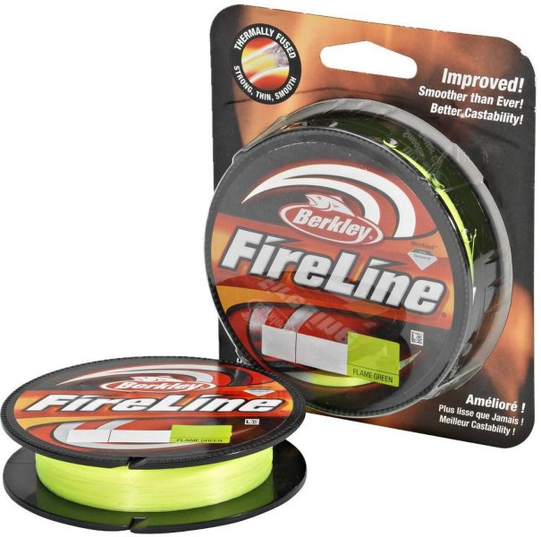 Berkley Fireline 110m 0,17mm