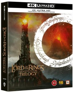 The Lord of the Rings Trilogy 4K Blu-ray