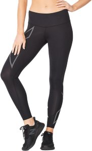 Light Speed Mid-Rise Compression Tights (Dame)