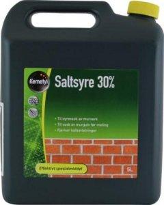 saltsyre 30% 5L