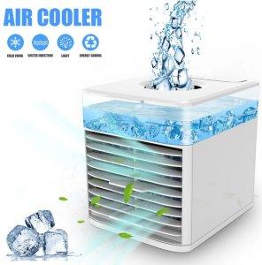 Luftkjøler Kompakt & Portabel