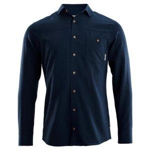 Woven Wool Shirt (Herre)