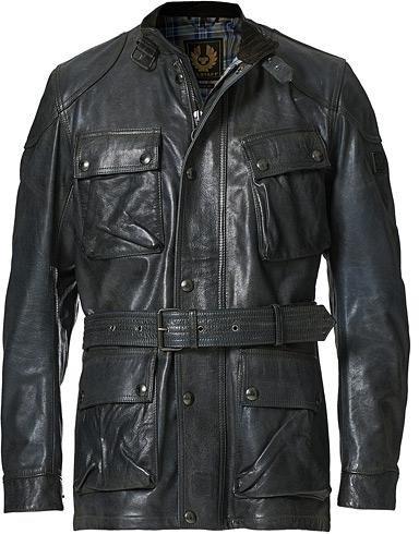 Belstaff Trialmaster Panther 2.0 Leather Jacket