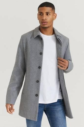 Studio Total Clean Wool Coat