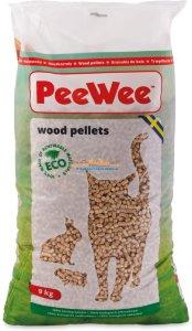 PeeWee Ecohus trepellets, 14L