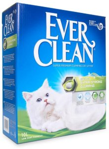 Ever Clean Xtra Strong Scented Kattesand (2x10 l)
