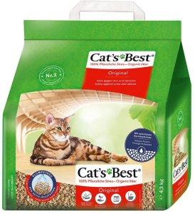 Cat's Best Original kattesand 10L