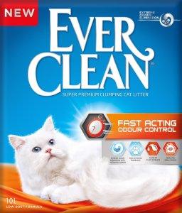 Clean Fast Acting Kattesand 2x10 L