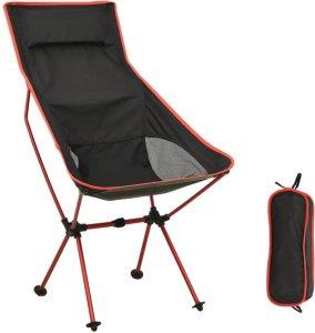 Sammenleggbar campingstol