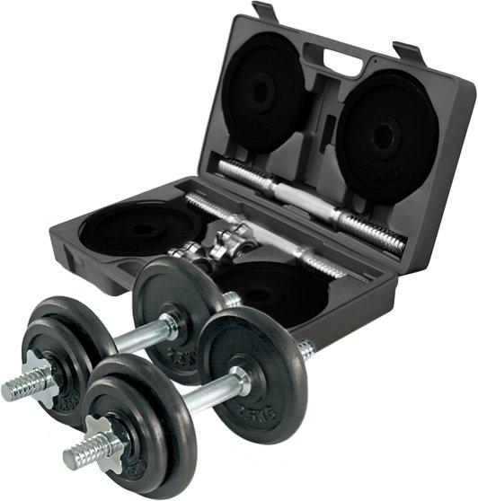 Gymstick Adjustable Dumbbell Set 20kg
