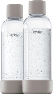 Flaske 1L 2 stk