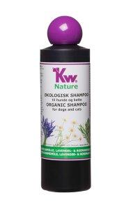 Nature Kamille, Lavendel & Rosmarin Sjampo 500ml