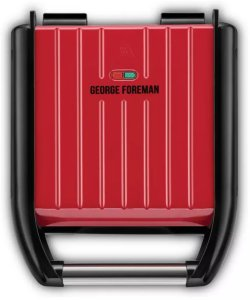 George Foreman Compact steel bordgrill