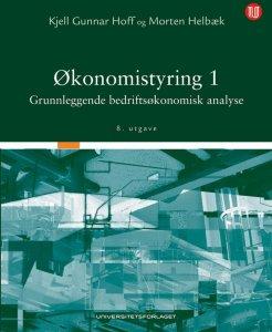 Økonomistyring 1: Grunnleggende bedriftsøkonomisk analyse