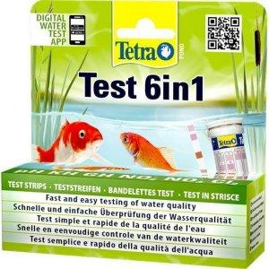 Pond Quicktest 6in1