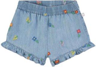 Kids Flowers Shorts