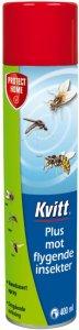 Plus mot Flyvende Insekter