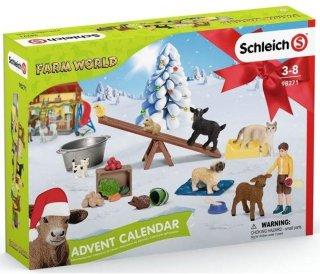 Schleich Farm World 2021 adventskalender