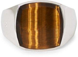 Tom Wood Cushion Tiger Eye