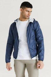Reversible Hood Nylon Jacket