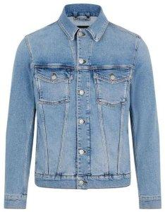 Ran Sky Wash Denim Jacket