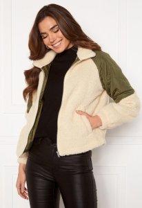 Zia Teddy Mix Jacket
