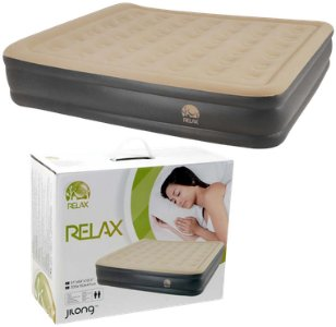 Relax Queen Size High Raised Air Bed