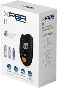 Laktatmåler med XPER-Teknologi