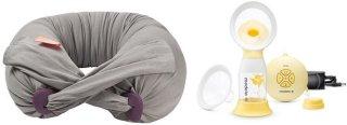 Swing Flex + Bbhugme Pregnancy Pillow